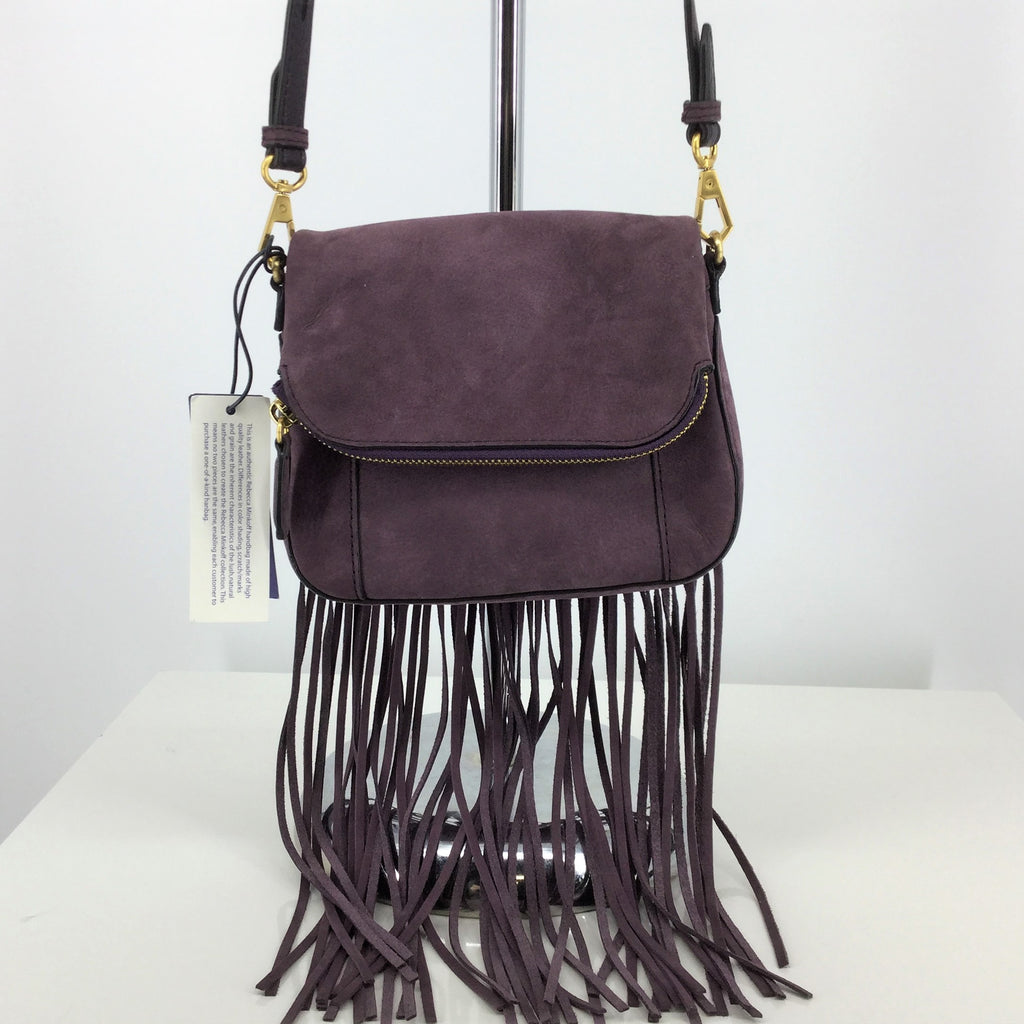 NWT Rebecca Minkoff Mini Saddle Bag