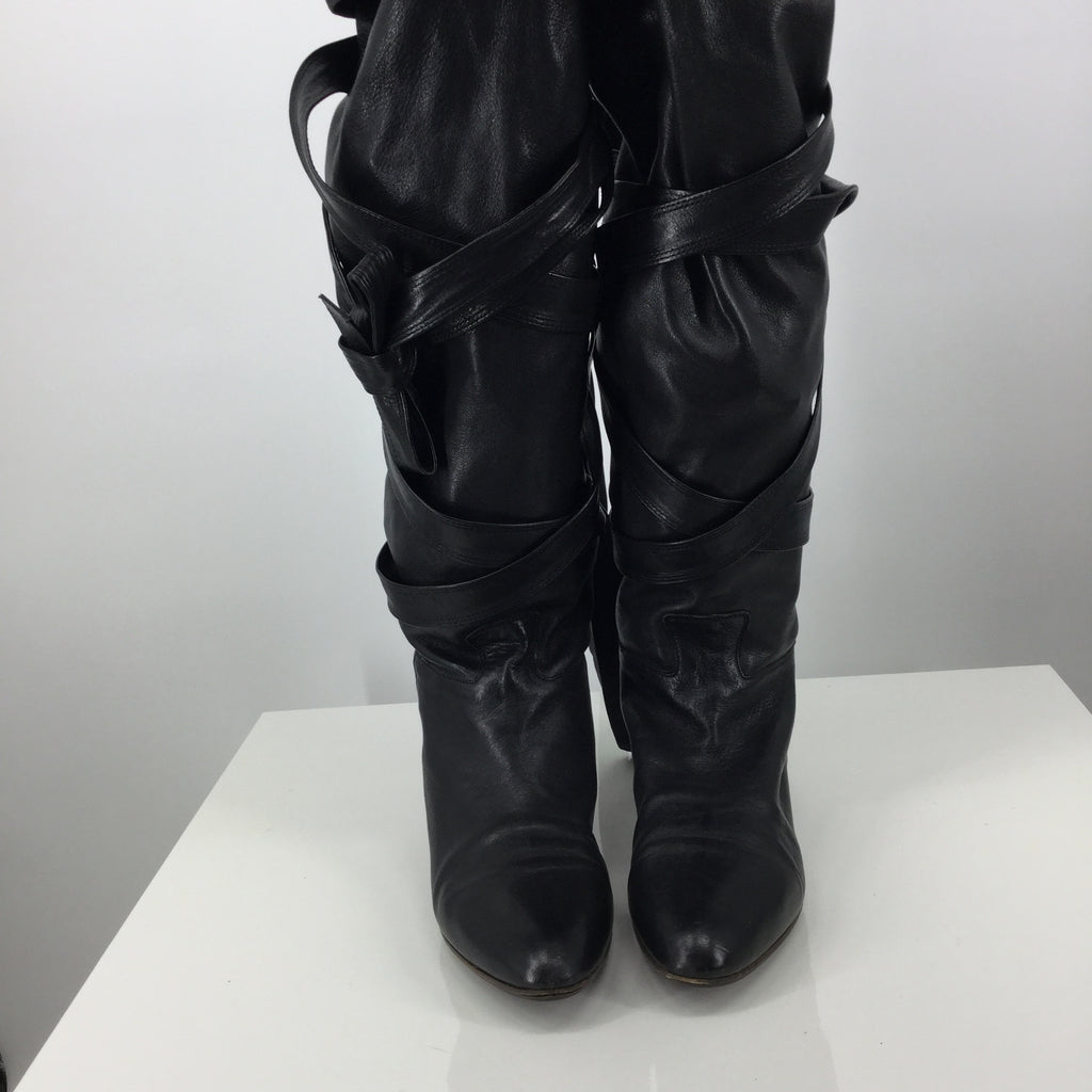 CHLOE BOOTS  SIZE:38