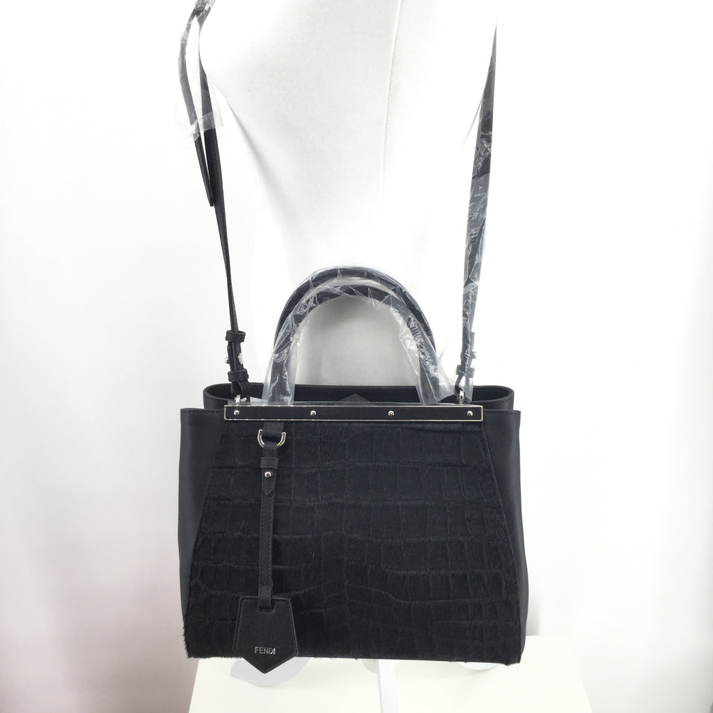FENDI HANDBAG DESIGNER SIZE:MEDIUM