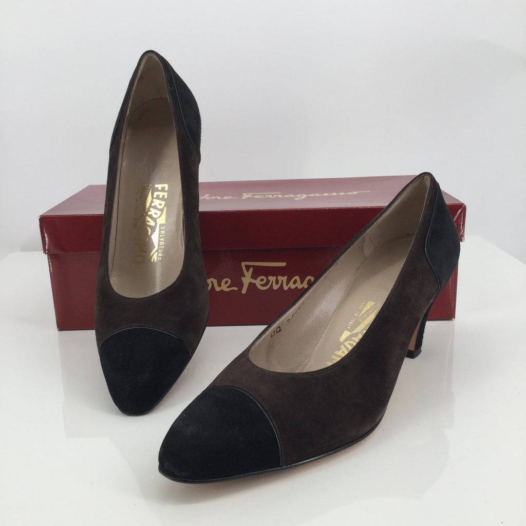 Salvatore Ferragamo Low Heels