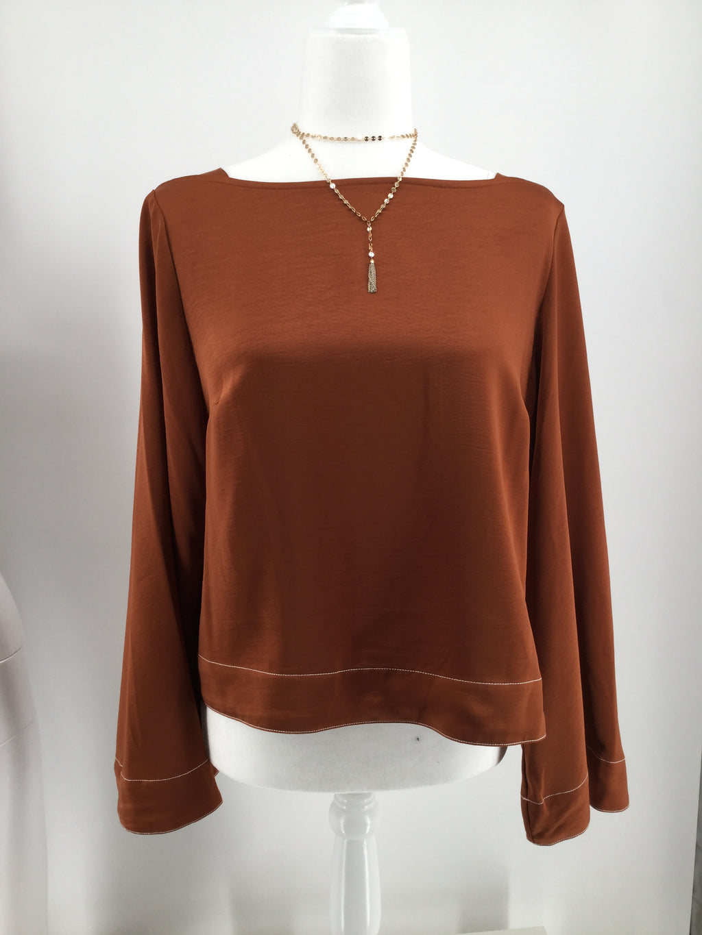 PROLOGUE TOP LS SIZE:M