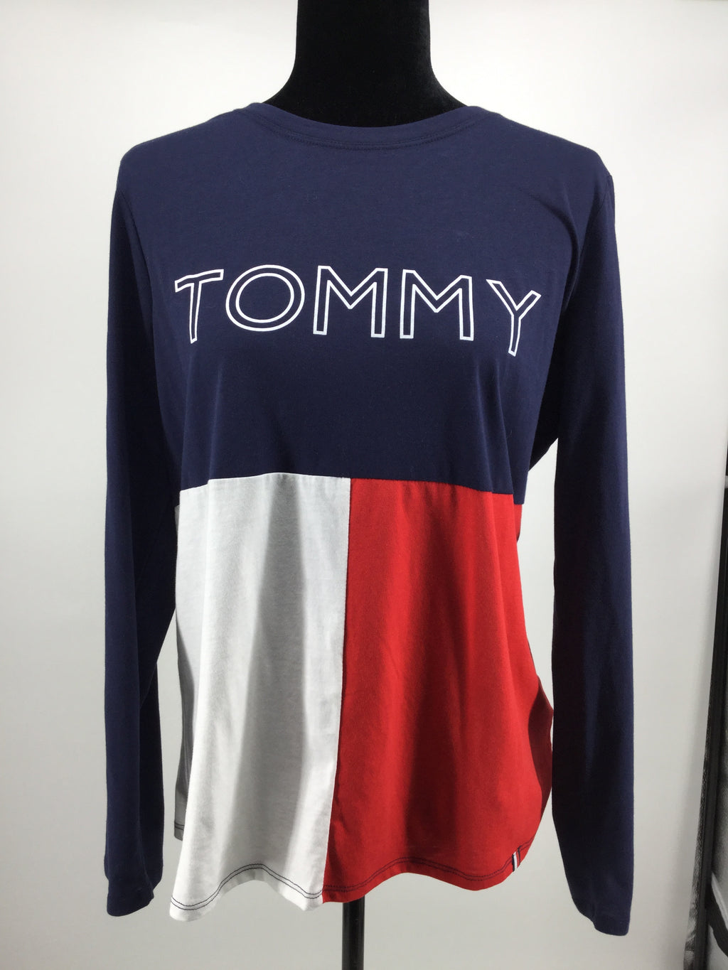 Tommy Hilfiger Top Ls Size:xl