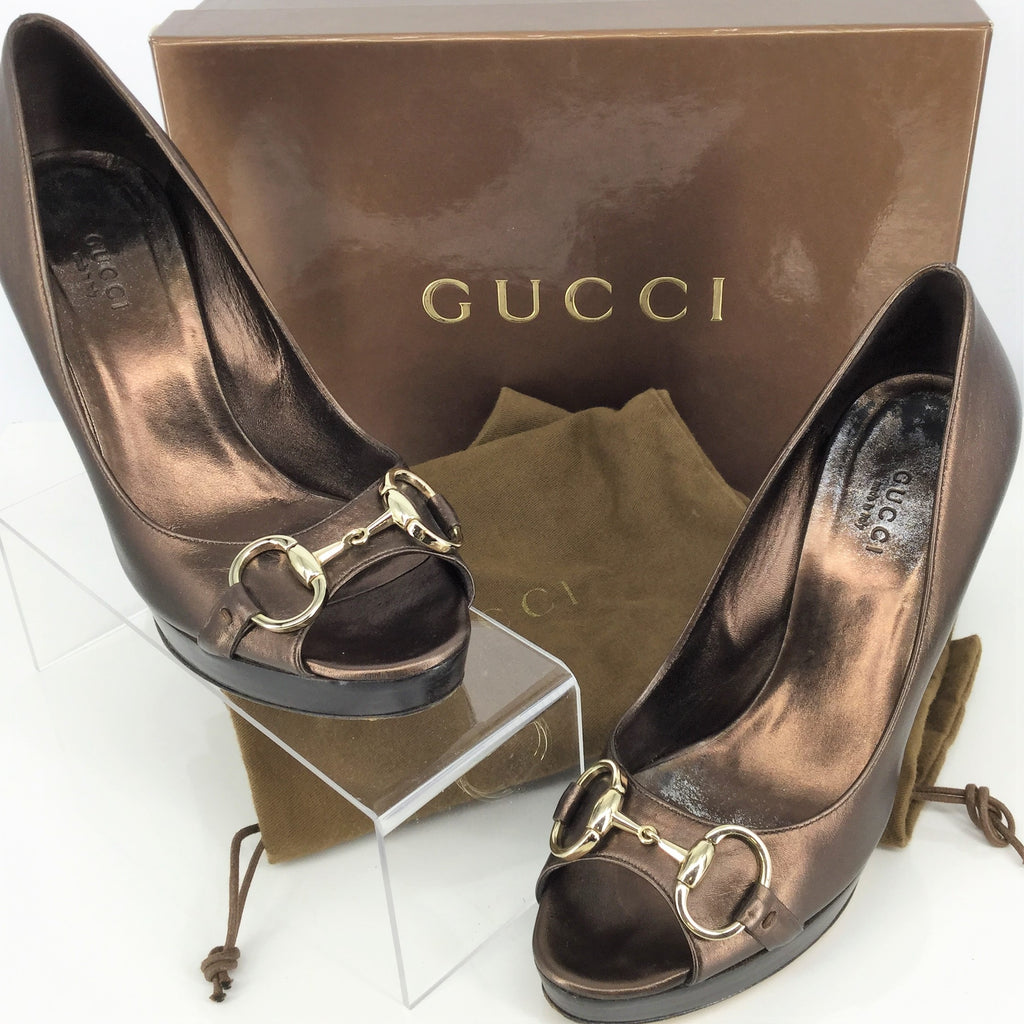 Gucci Shoes High Heel Size:7