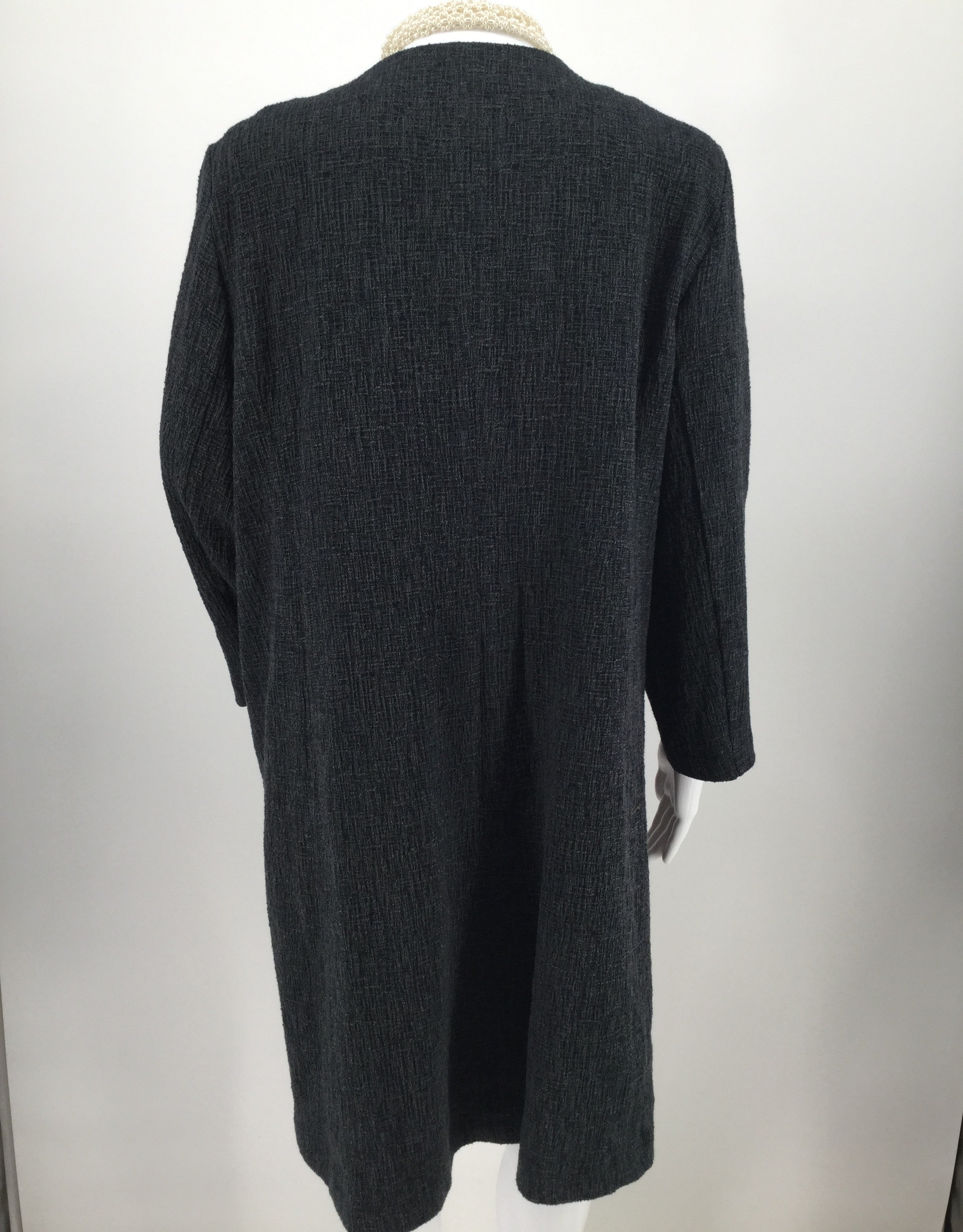 Eileen Fisher Short Coat Size XL NWT