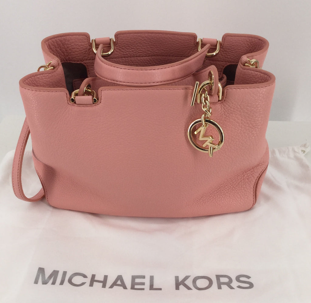 Michael Kors Salmon Medium Handbag