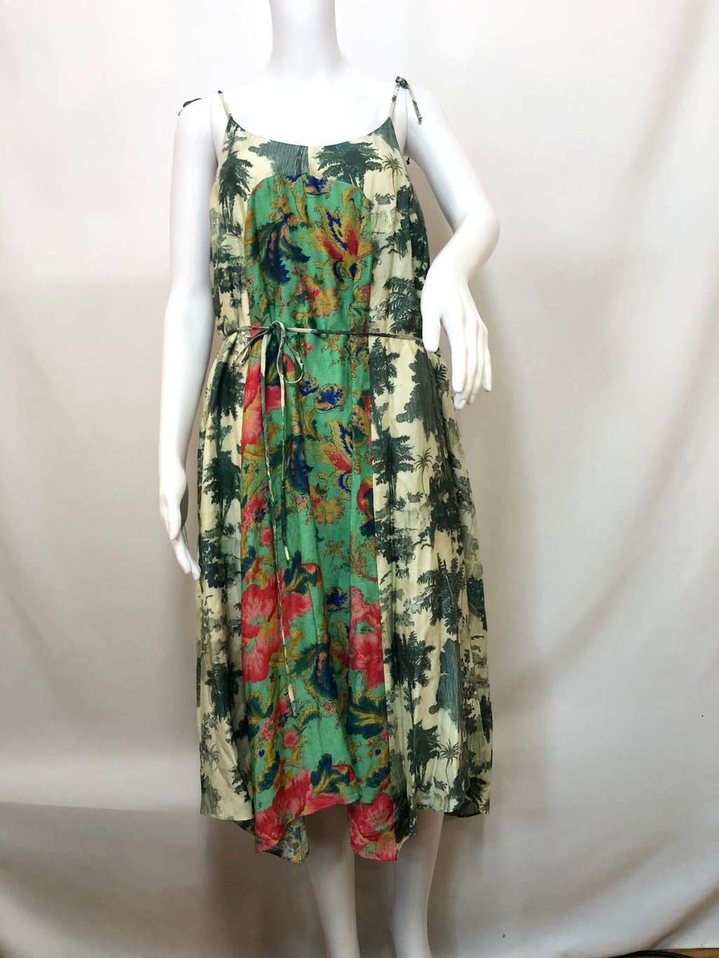 Maeve Dress Long Sleeveless Size:xl