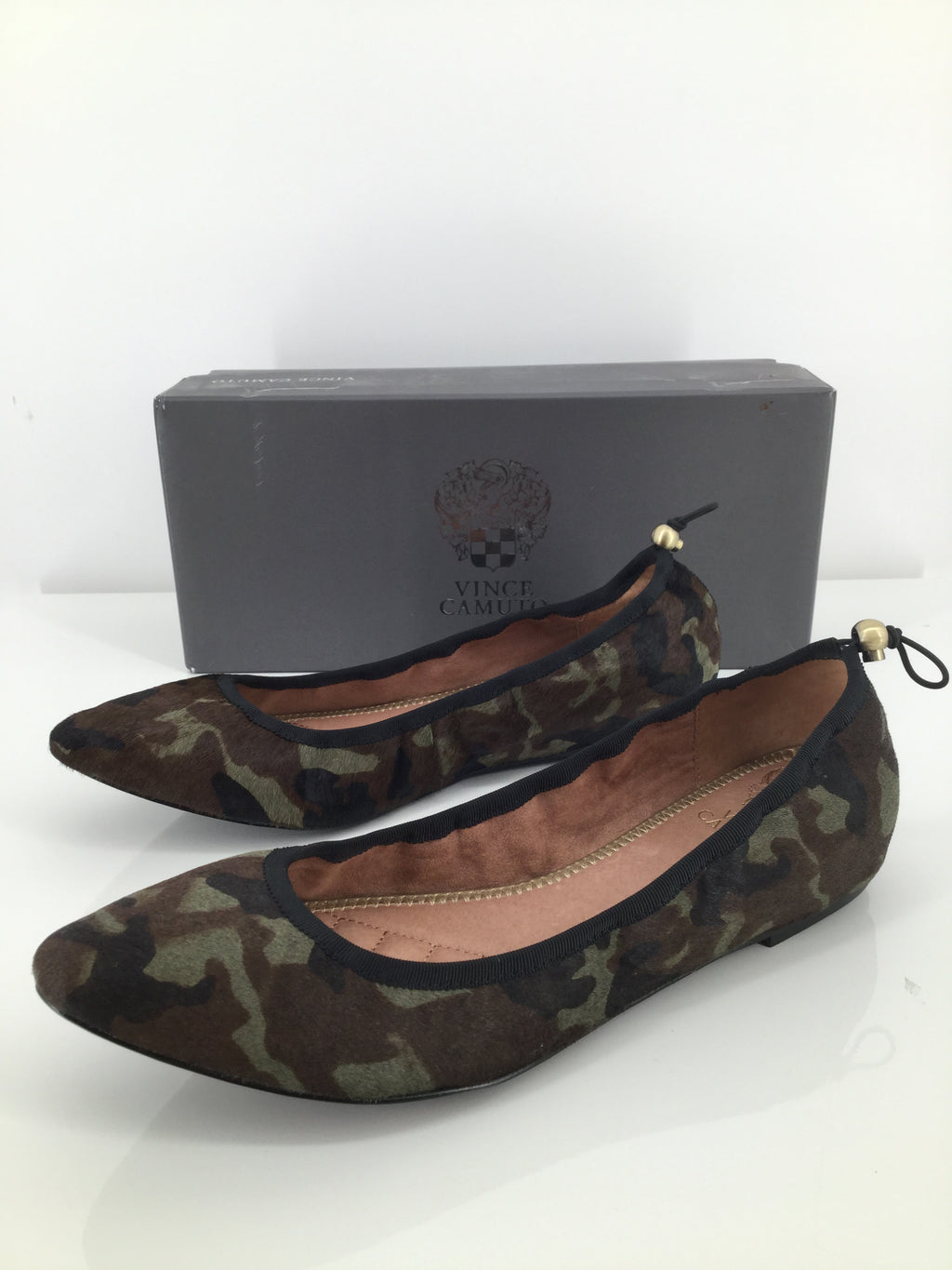 Vince Camuto Shoes Flats Size:9.5