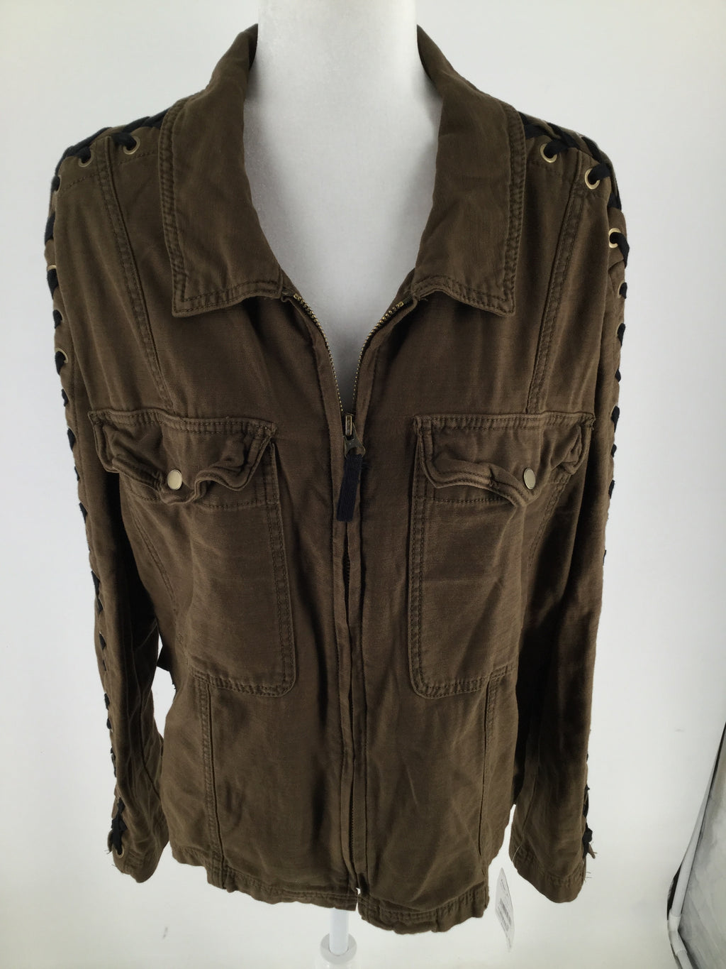 Free People Jacket Outdoor Size:l