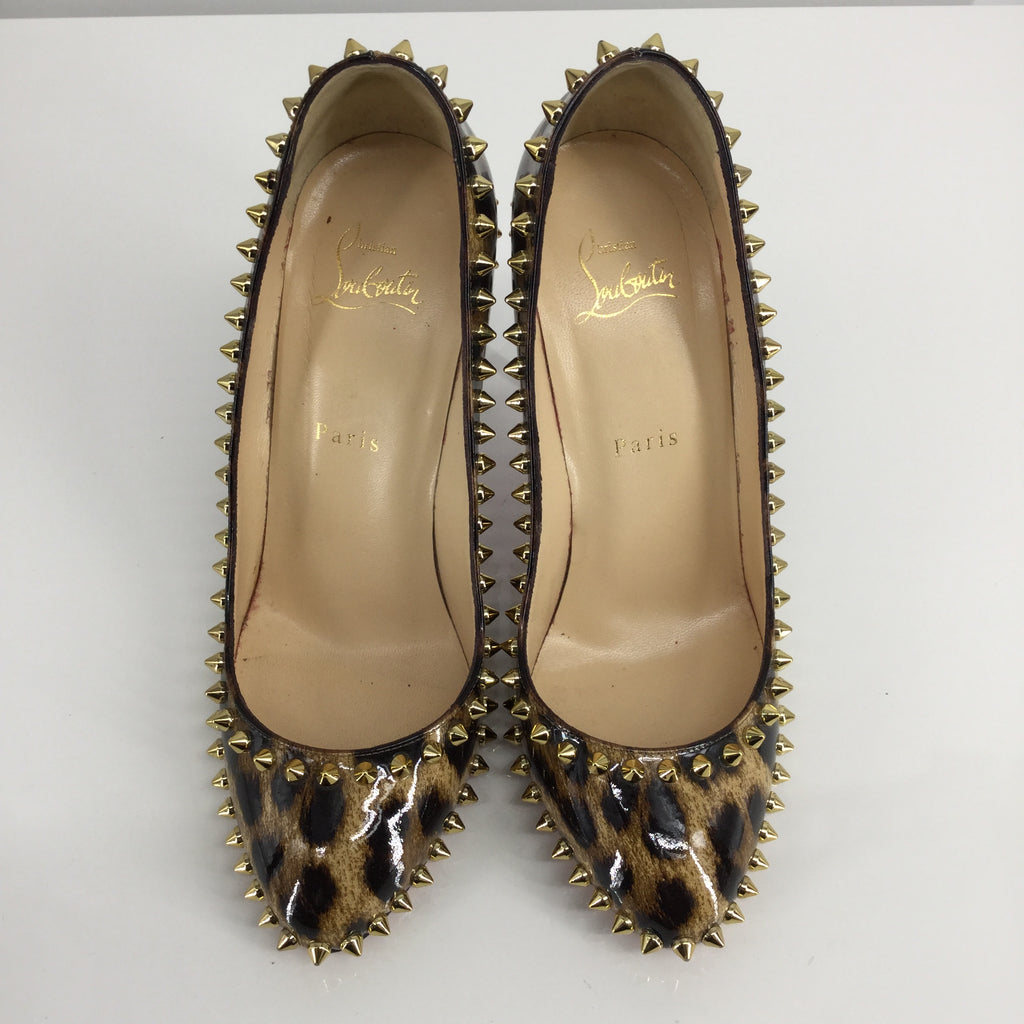 Christian Louboutin Shoes Size:38.5
