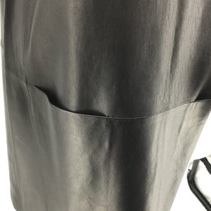 APPAREL,DRESSWEAR - AMAZING VINCE CAMUTO NWT 100% LEATHER DRESS RETAILS FOR $995.00