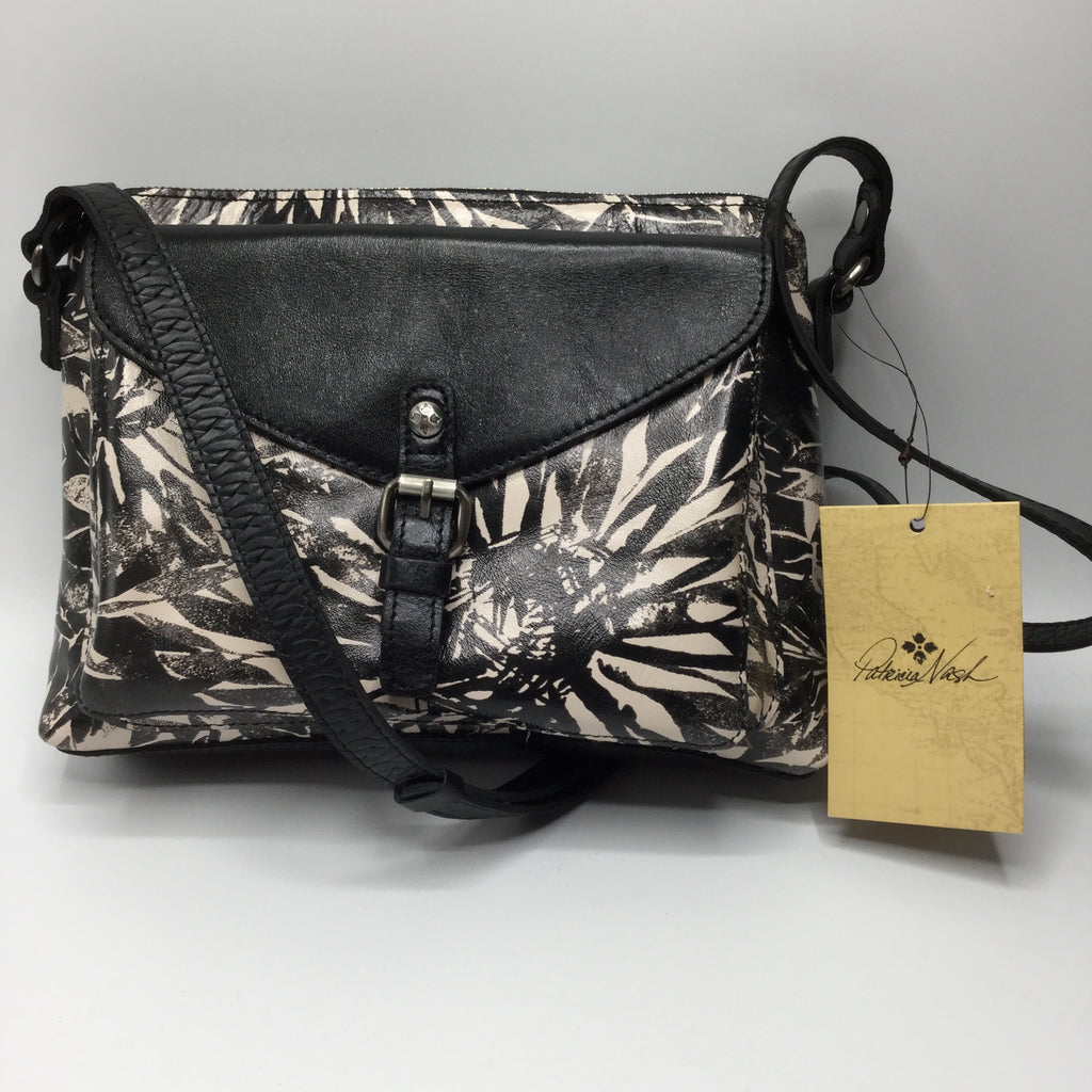 Patricia Nash Avellino Sunflower Crossbody NWT!