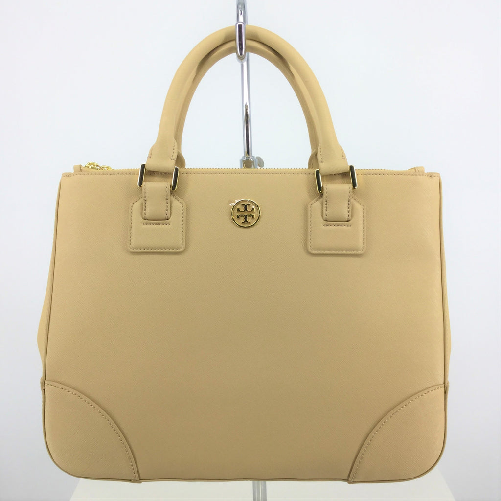 NWT Tory Burch Robinson Double-Zip Tote