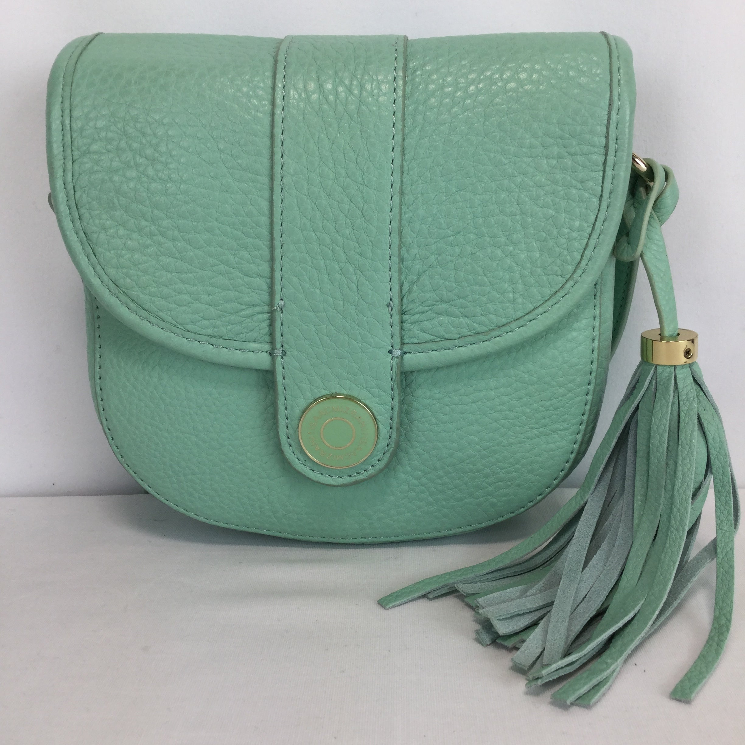 ACCESSORIES,PURSES AND HANDBAGS - BRAND NEW MINT COLORED CROSSBODY.