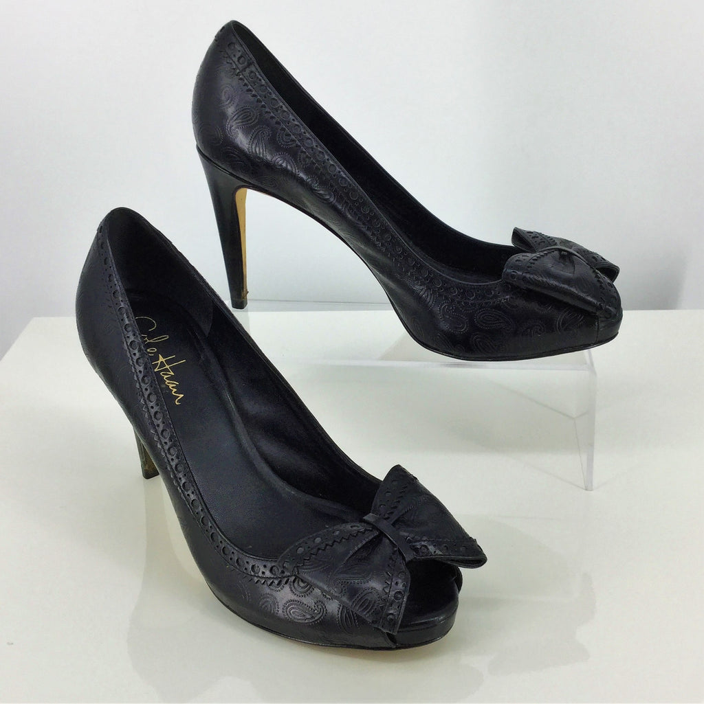 COLE HAAN HIGH HEEL SIZE:8.5