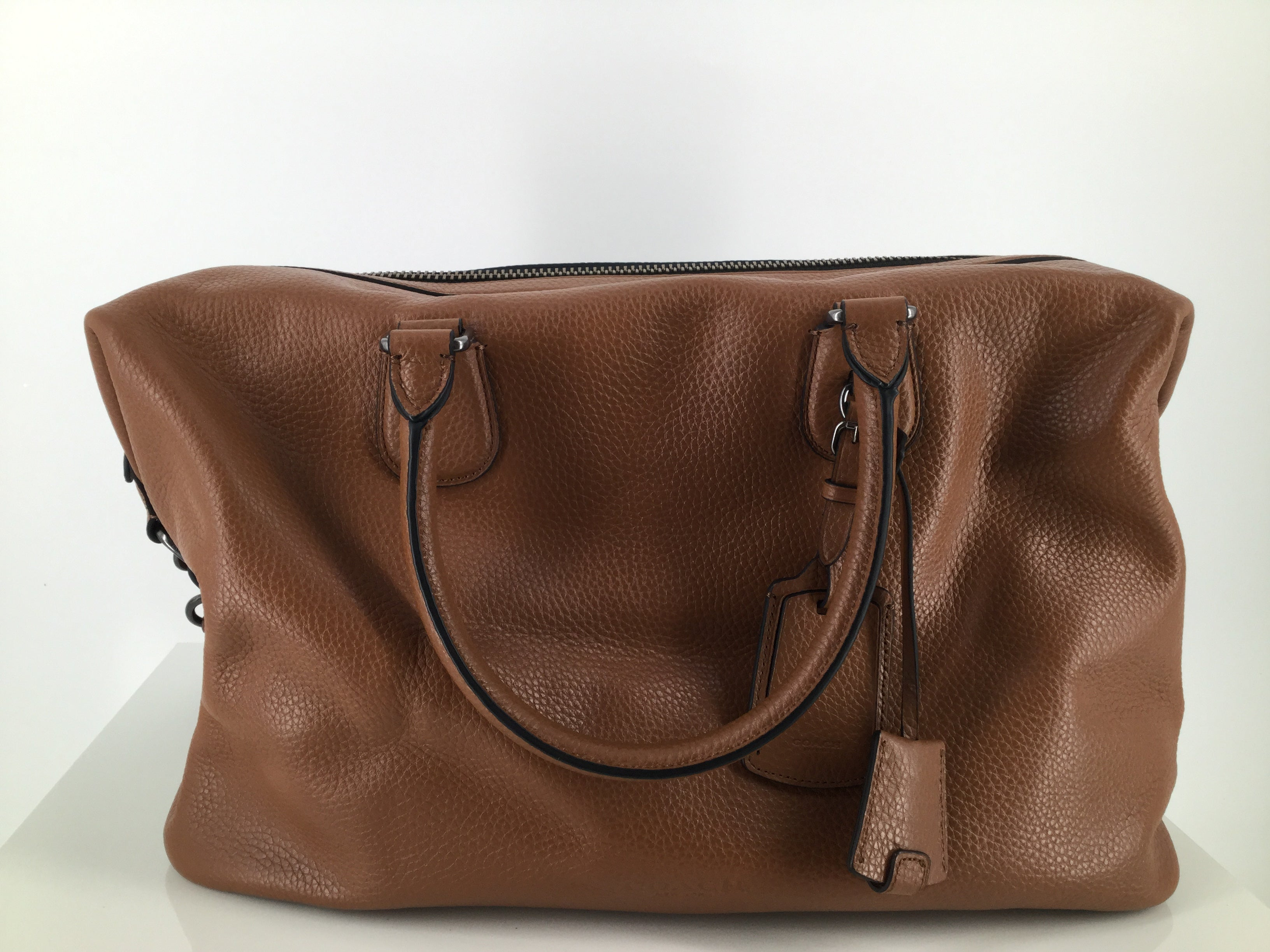 Coach Tote Size:large - THE PERFECT TRAVEL BAG!