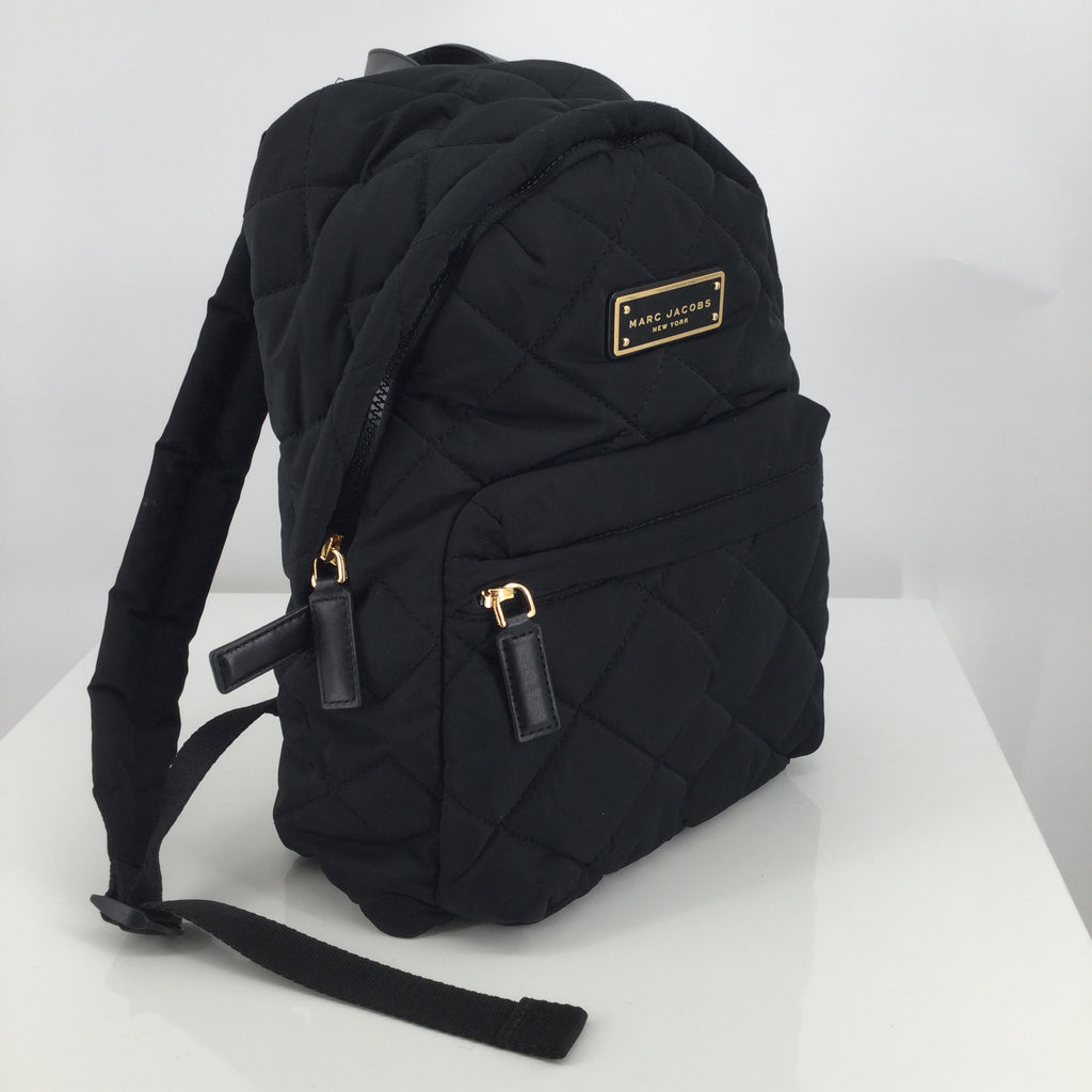 Marc Jacobs Nylon Quilted Backpack