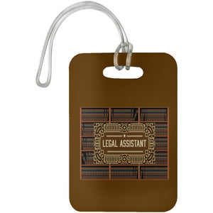 Legal Assistant Books, Luggage Tag