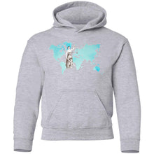 Load image into Gallery viewer, Justice Earth Youth Pullover Hoodie