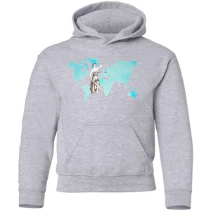 Justice Earth Youth Pullover Hoodie