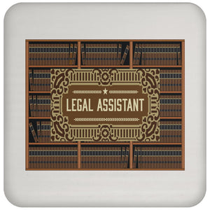 Legal Assistant Books, Coaster
