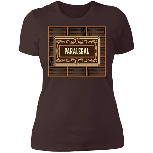 Paralegal Books, Boyfriend Tee