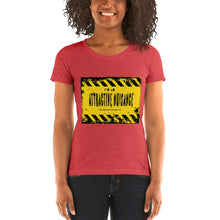 Load image into Gallery viewer, Attractive Nuisance Ladies' short sleeve t-shirt