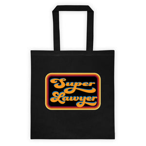 Super Lawyer Canvas Tote bag