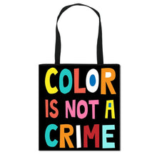 Load image into Gallery viewer, Black Lives Matter Shoulder Bags - Choice of Six