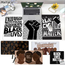 Load image into Gallery viewer, Black Lives Matter Large Mouse Pads