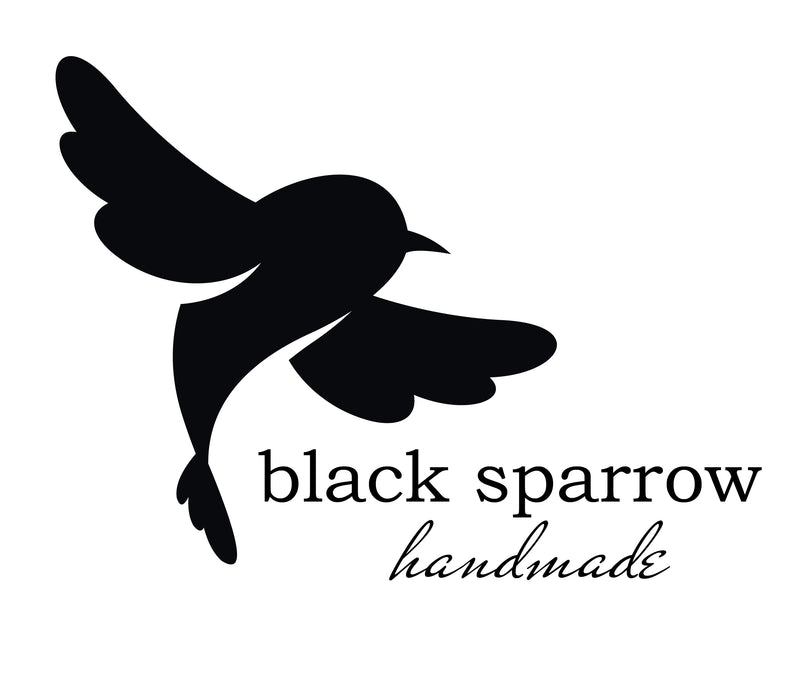 Black Sparrow Handmade