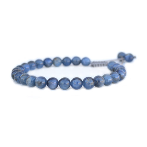 Kyanite Meditation Bracelet