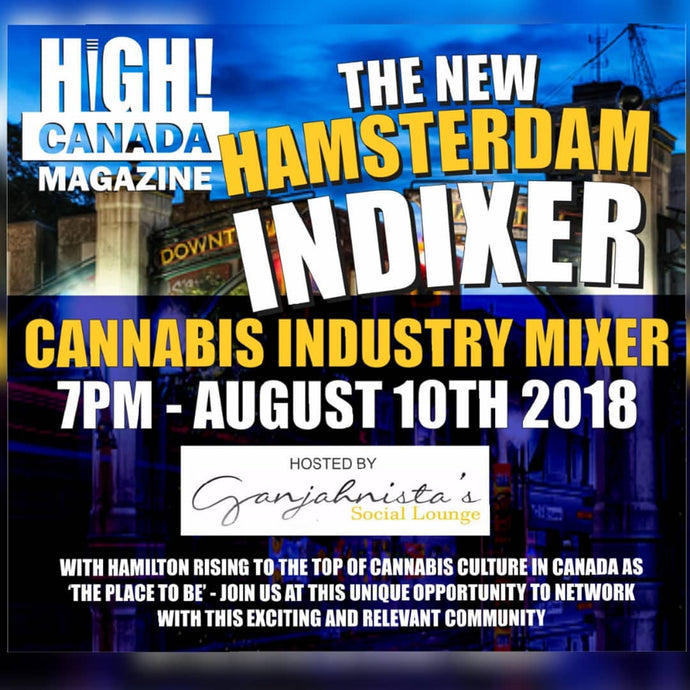 The New Hamsterdam Indixer (Hamilton, Ontario) August 10, 2018
