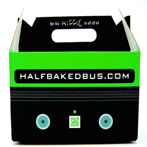weed bus box cbd subscription box stoner box 420 box