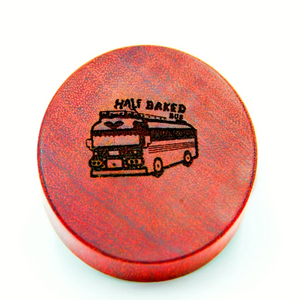 skoolie weed bus cannabis bus wood grinder