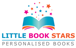 Little Book Stars, Personalised Books. Make your child the star of their very own book.