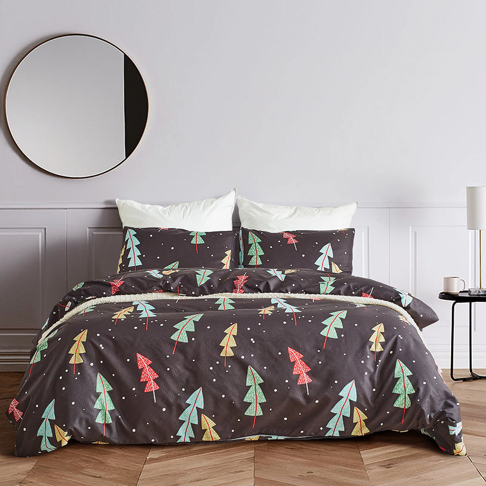 Norway Forest Duvet Cover Set