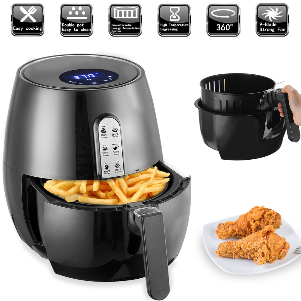 Electric Deep Control Power Air Fryer