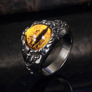 Timbaba™ Dragon Eye Stainless Steel Ring