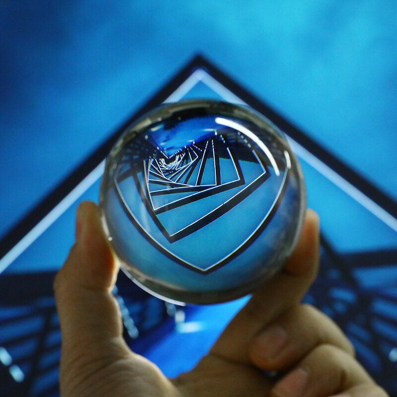Sphere- Healing Crystal Magic Glass Photography Ball