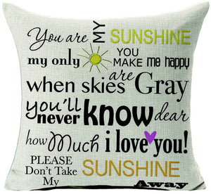 Lovers', Couples Gift  Cushion