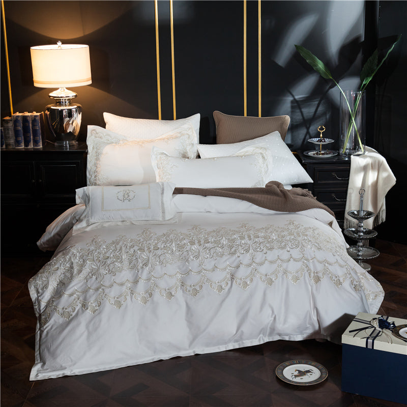 Luxury Egypt Cotton classic retro Bedding