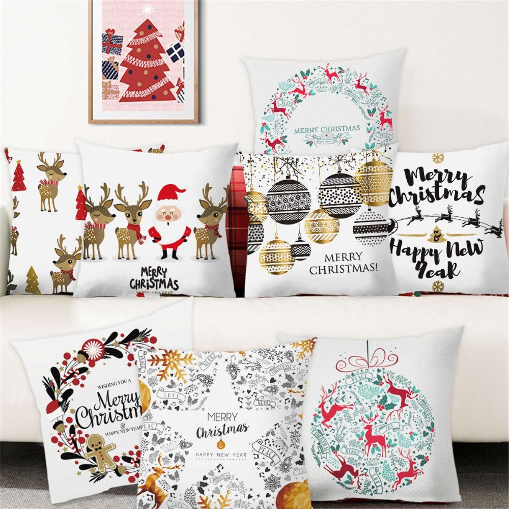 Timbaba™ Luxury Christmas Cushion Cover