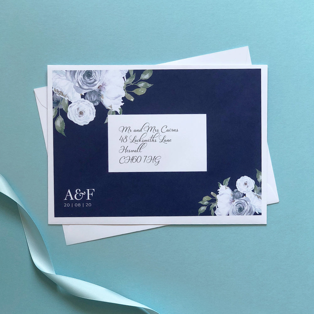 The Opulence Collection Printed Envelopes
