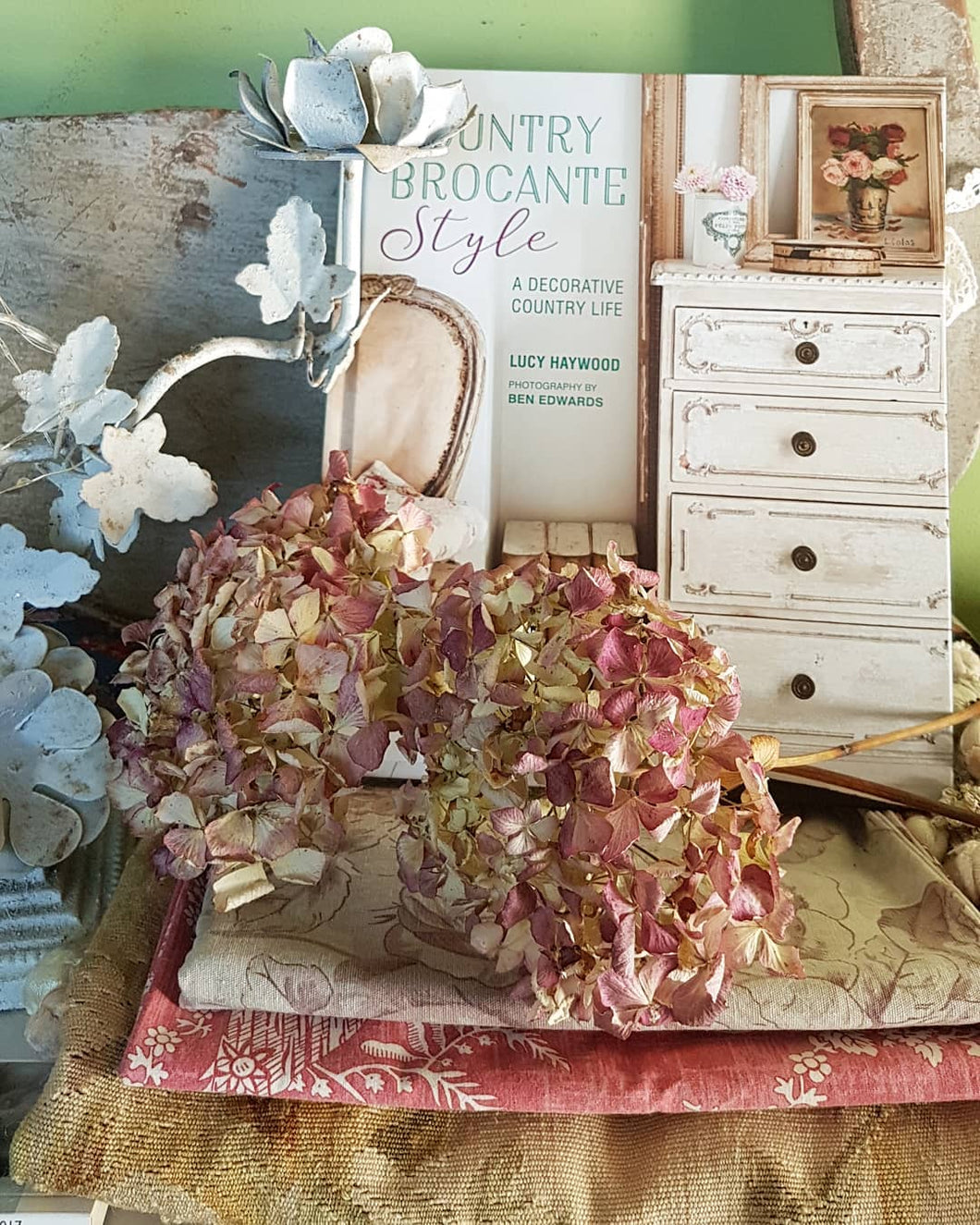 Country Brocante Style by Lucy Harwood