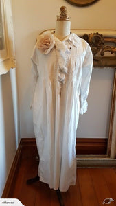 Vintage French Nightgown