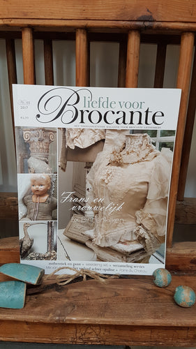 Dutch Edition Loving Brocante Magazine No. 3 2017