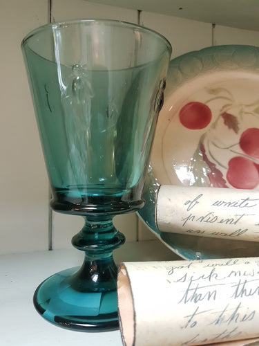 La Rochere Bee Blue Wine Glass