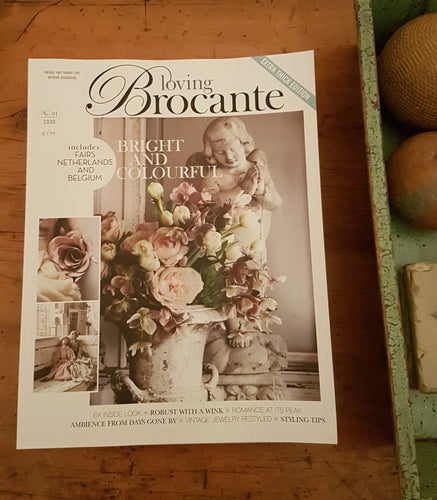 Loving Brocante Magazine No. 1 2020