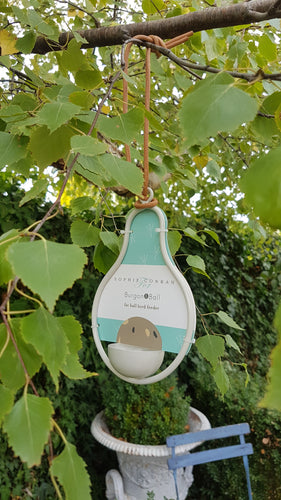 Sophie Conran for Burgon & Ball Pear Fat Ball Bird Feeder