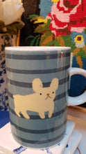 Load image into Gallery viewer, French Bulldog Mug by Danica